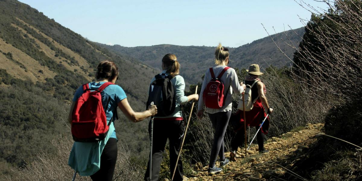 Senderismo en Puy Moné - Cinco Villas Prepirineo. Prepyr365. Trekking. Hiking.