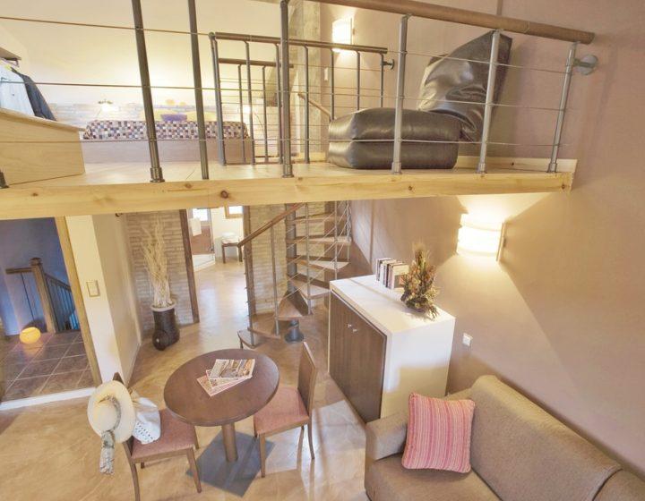 Hotel rural sostenible cerca de Sos del Rey Católico
