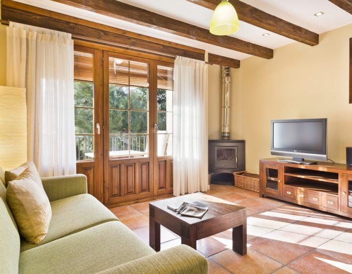 Apartamento rural con encanto en el Prepirineo - Aragón