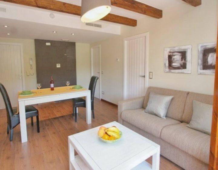 Apartamento rural acogedor en el Prepirineo de Aragón