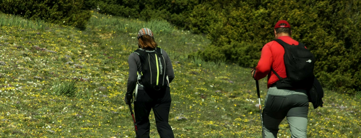 Trekking en Puy Moné - Luesia