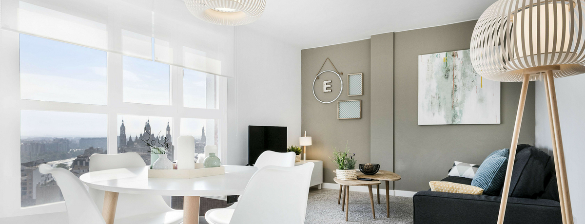 Apartamentos centro de Zaragoza