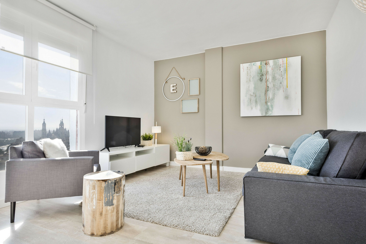 Alquiler turístico apartamento Mirador de Zaragoza
