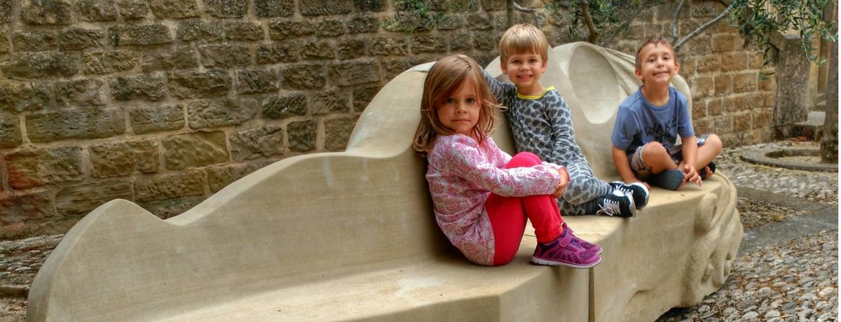 Viajar con niños por el Prepirineo