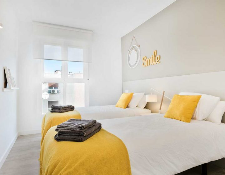 Habitación apartamento de alquiler Mirador de Zaragoza I