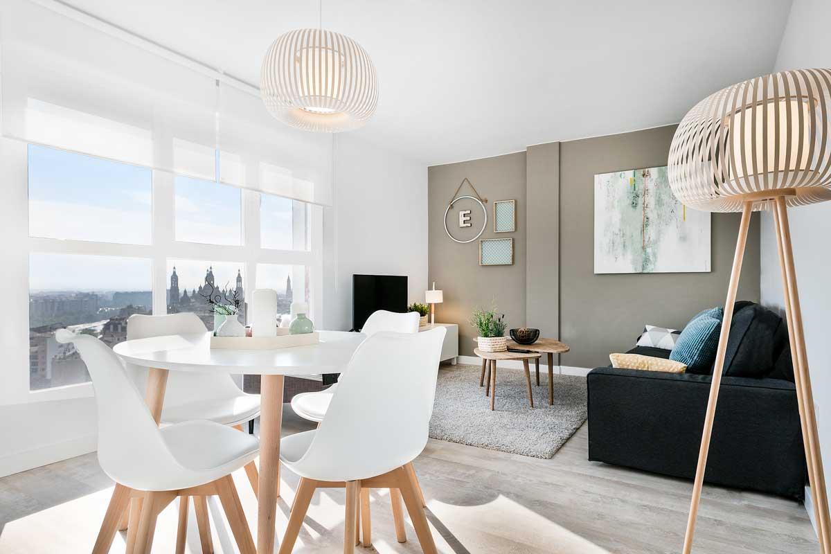 Apartamento turístico con encanto Mirador de Zaragoza I