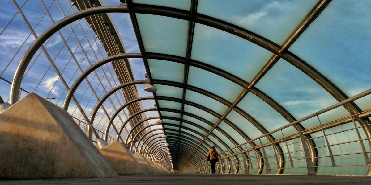 Puente del Milenio Expo Zaragoza 2008