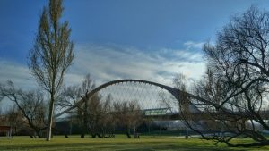 Puente del Milenio, Zaragoza
