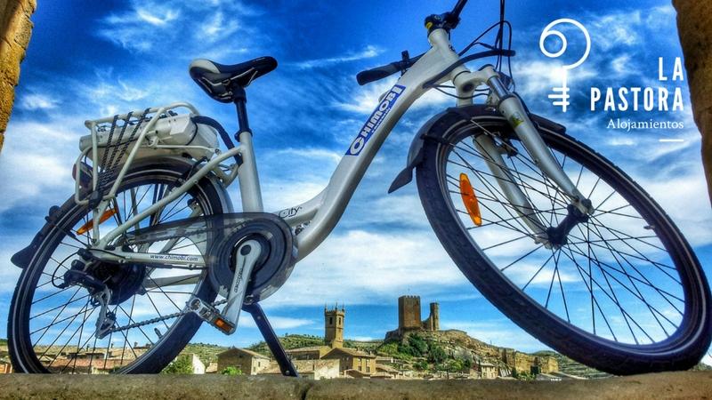 Pedales Medievales: en bici eléctrica por el Prepirineo