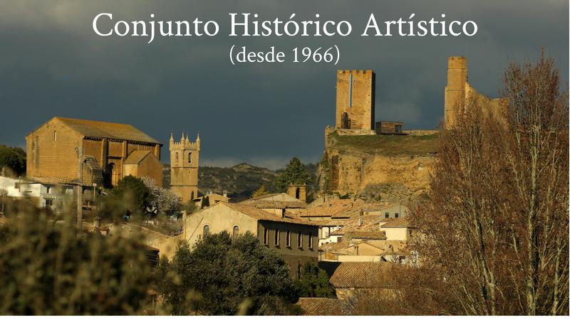 Uncastillo: Conjunto Histórico Artístico desde 1966