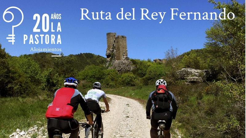 Ruta BTT del Rey Fernando, MTB, mountainbike, Prepirineo