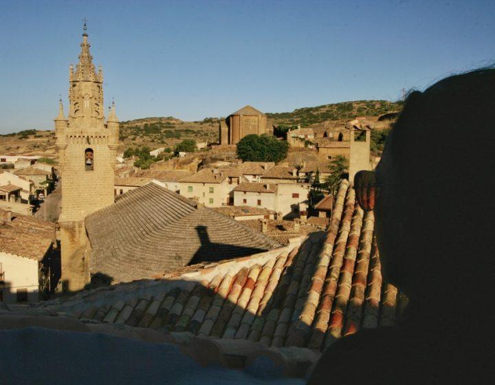 Hotel rural en pueblo medieval: Uncastillo y Sos del Rey Católico