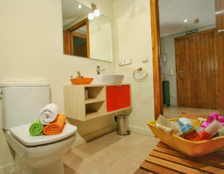 Apartamento rural sostenible cerca del Paisaje Protegido de Santo Domingo