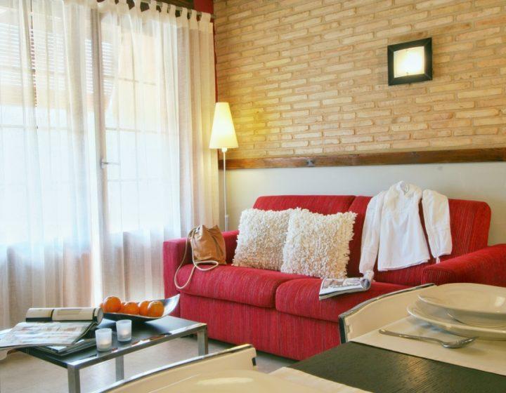 Apartamento Rusticae en pueblo medieval: Uncastillo y Sos del Rey Católico