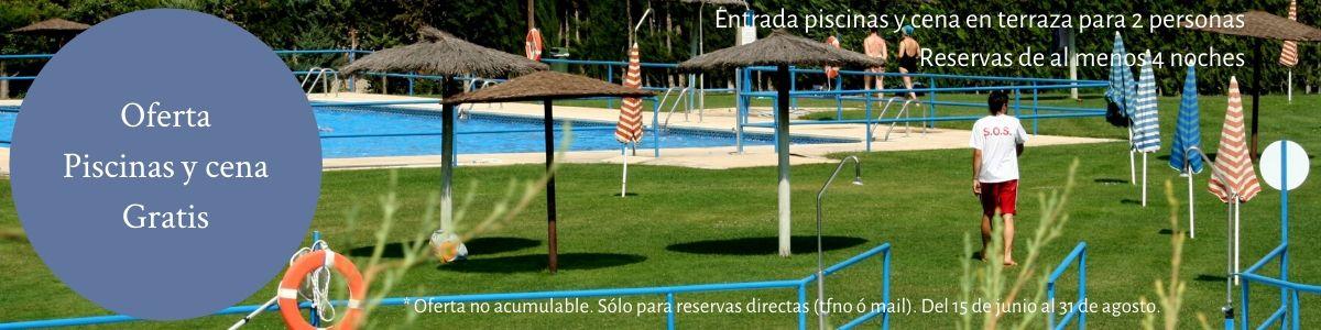 Oferta piscina y cena gratis de Posada de Uncastillo. Hotel rural con encanto Rusticae cerca de Sos del Rey Católico
