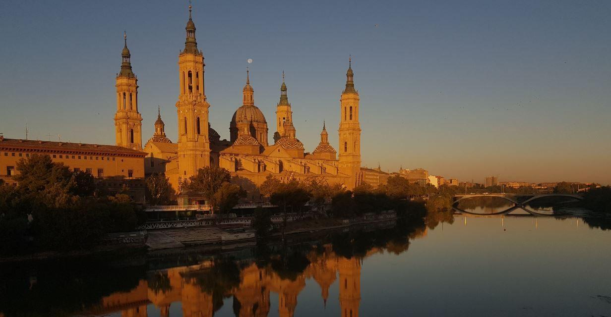 El Pilar de Zaragoza a 15 minutos de nuestros apartamentos turísticos