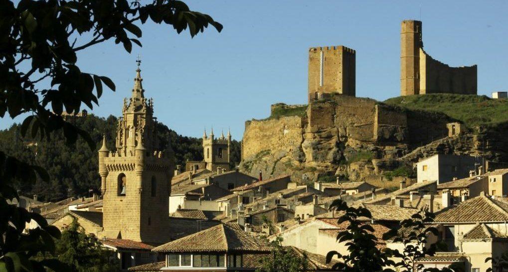 Uncastillo, uno de los pueblos más bonitos de España