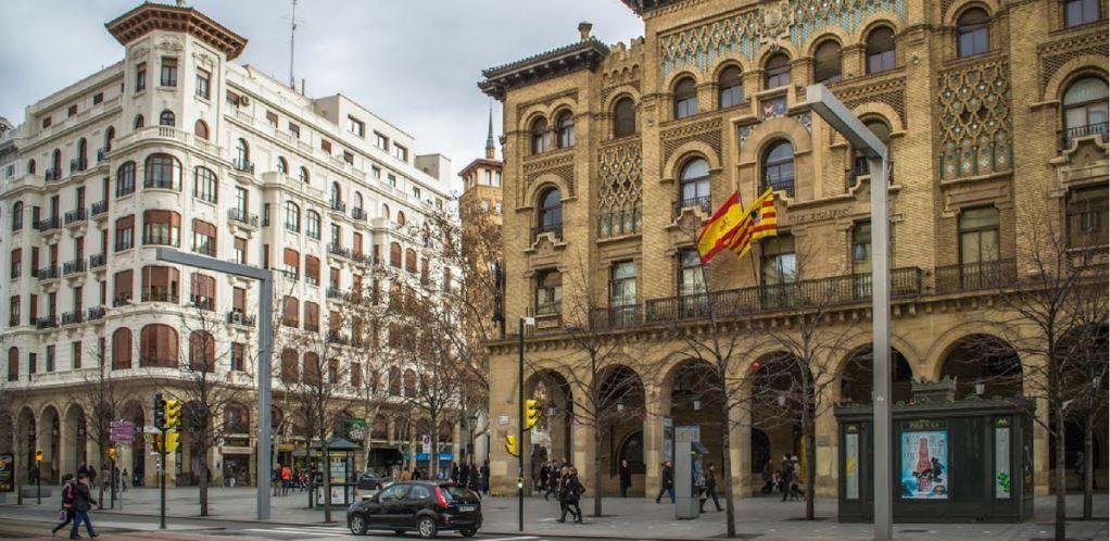 Zaragoza centro, apartamentos turísticos