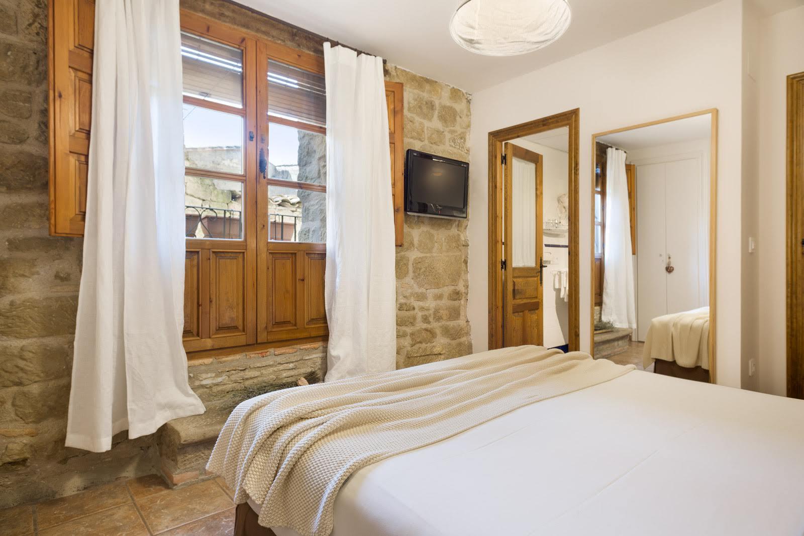 Hotel boutique romántico en el Pre Pirineo