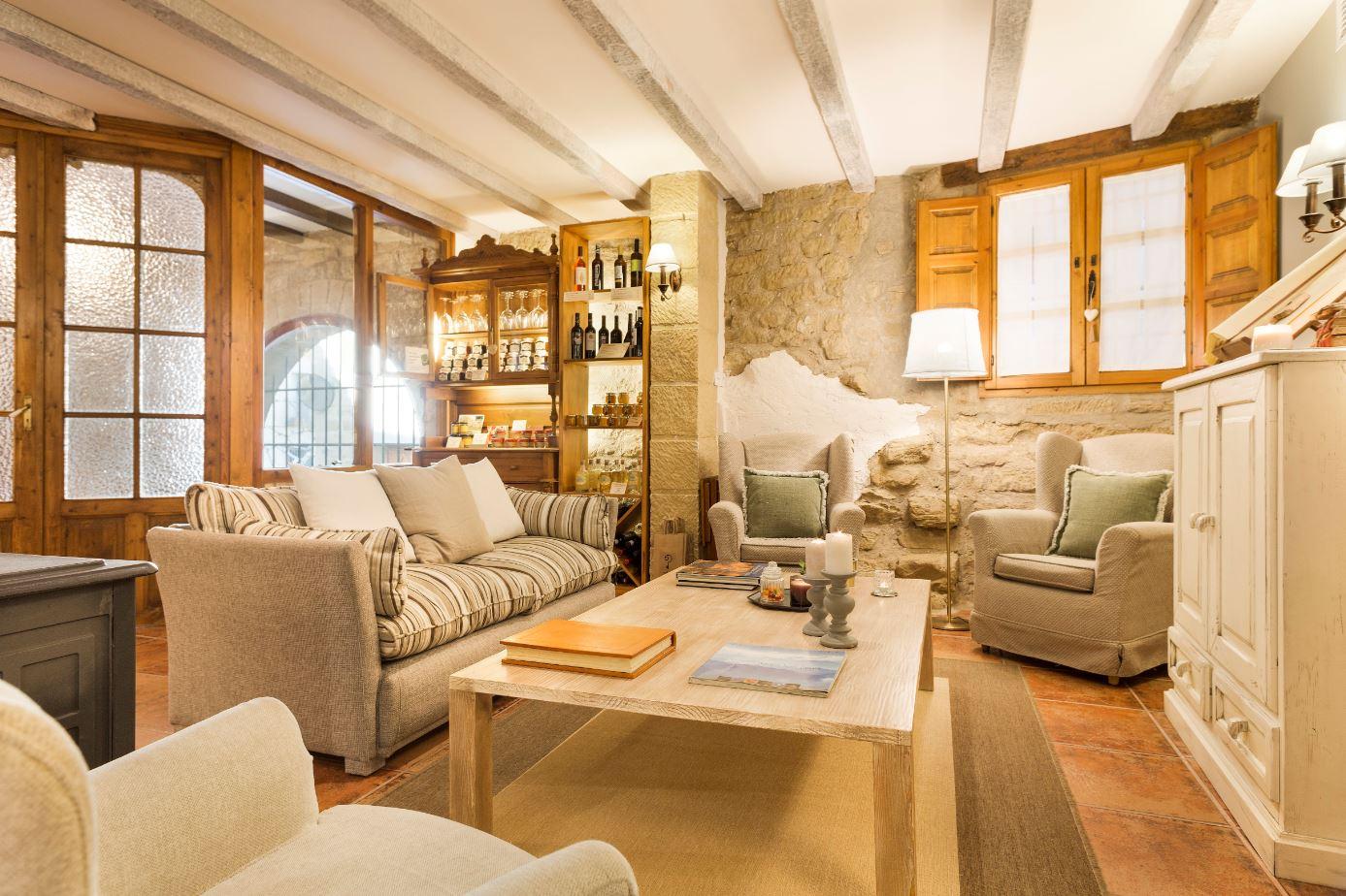Hoteles en pueblos con encanto de Aragón