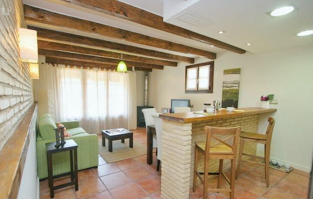 Apartamentos rurales con encanto en el Pre Pirineo