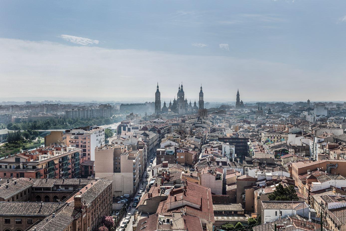 Apartamento turístico en Zaragoza con las mejores vistas